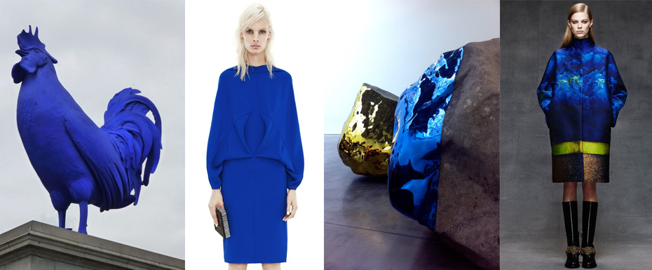 STYLE INSPIRATION SS 2014: BEAT THE BLUES