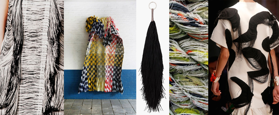 TEXTIEL INNOVATIE: The new face of fringe
